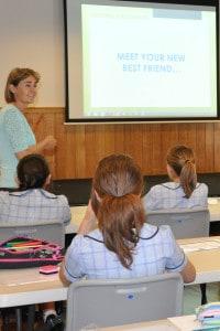 high school student workshop